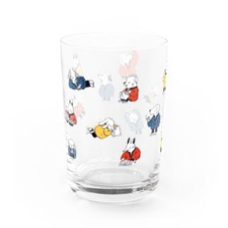 おとうさん Water Glass