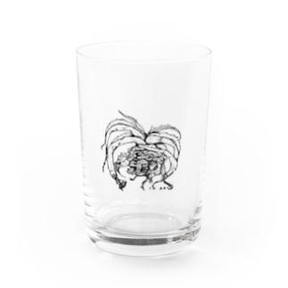 BARBOSSAのaloe! Water Glass