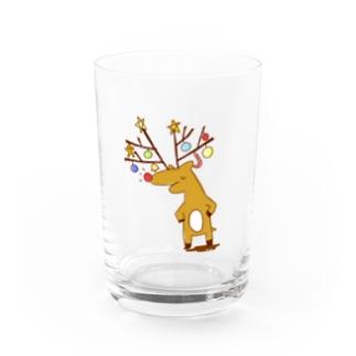 となかいつりー Water Glass