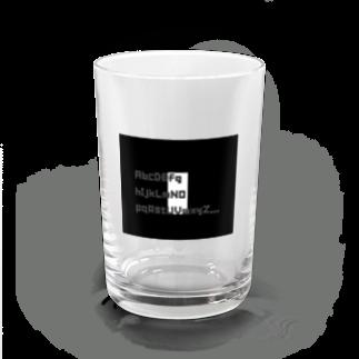 hachi08のAtoZシリーズ Water Glass