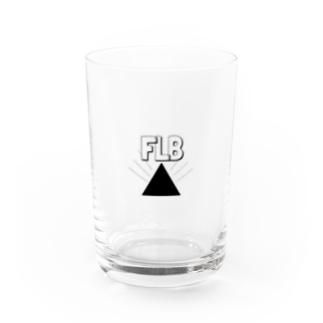 とらいあんぐる Water Glass