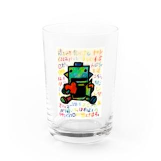 ろぼ。 Water Glass