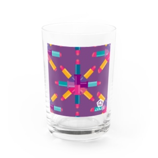 lip bloom Water Glass