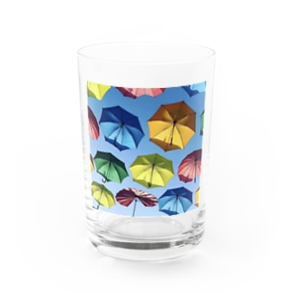 ☂︎*̣̩雨ニモマケズ⋆̩* Water Glass