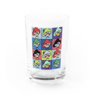 リボンガール2 Water Glass