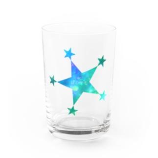 6×5(グリーン) Water Glass