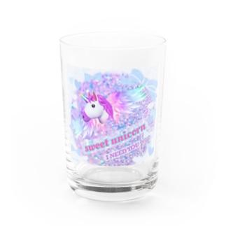 sweet magic Water Glass