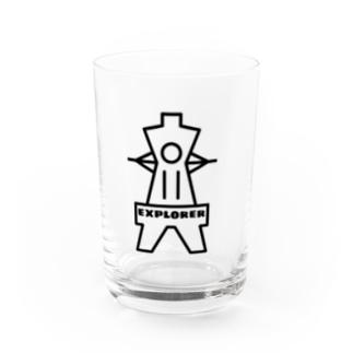 explorer Water Glass