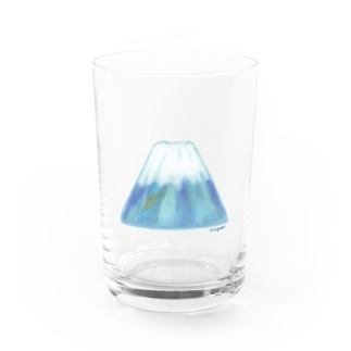 富士山 Water Glass