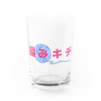 SPACE FOREST リサモリショップの編みキチ Water Glass