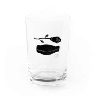 BBBH「花と棺桶」  Water Glass