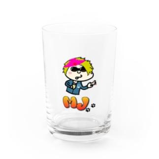 MJパンツ被り Water Glass