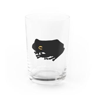 かえるくん Water Glass