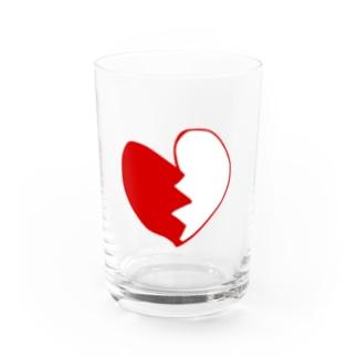 ぶれいきんはーと Water Glass