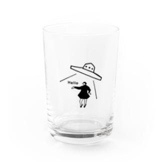 ワレワレハ... Water Glass