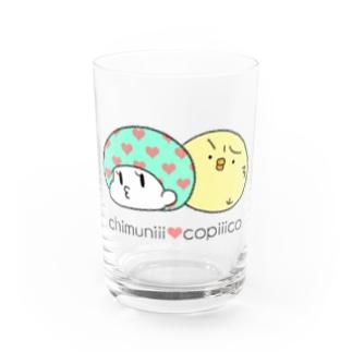 こぴチム Water Glass