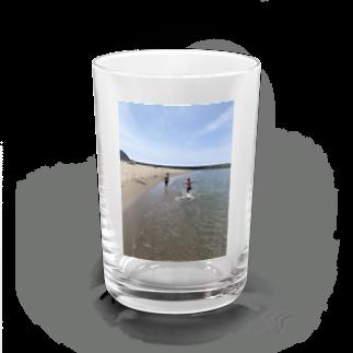 Swa86387072の真夏の浜辺 Water Glass