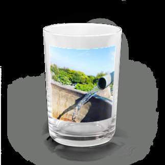 yuta05261212_cityriver990526のnature of nature Water Glass