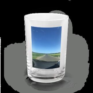 SHOP_KAGENEKOの田舎道 Water Glass