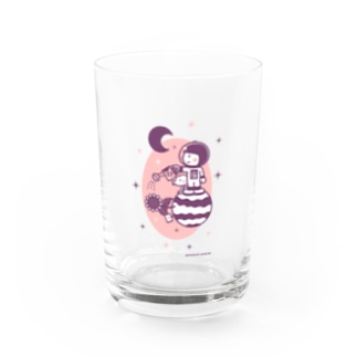 minimum universe shopのAstronauts - Flower Water Glass