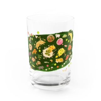 space spice Water Glass