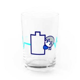 グラス: 充電 Water Glass