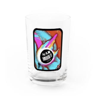 熱帯魚/ヒレのズーム Water Glass