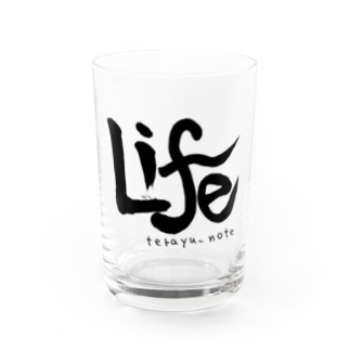 Life Water Glass