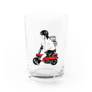 モトコンポグラス Water Glass