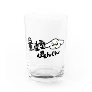 量産型ぴぇんくん Water Glass