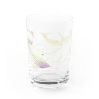 宙泳鯨 Water Glass
