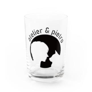 oshima Black Water Glass