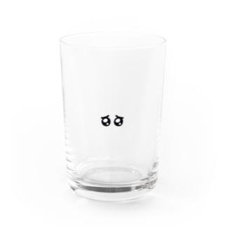 ぴえんくん Water Glass