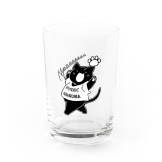 HYSTERIC GRANDMA Water Glass