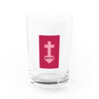 へるぷ Water Glass