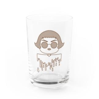 ぱりみん〜単色〜 Water Glass