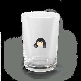 本日も晴天なりの柚埜 Water Glass