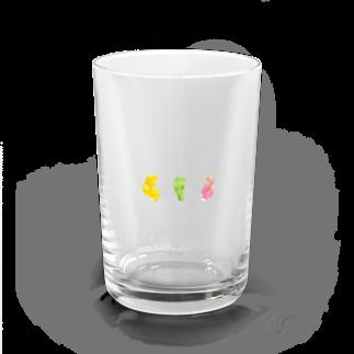 hanakumaの薬味 Water Glass