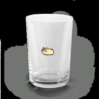 はむこストアのハムコさん Water Glass