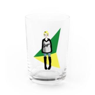 Begin! Water Glass