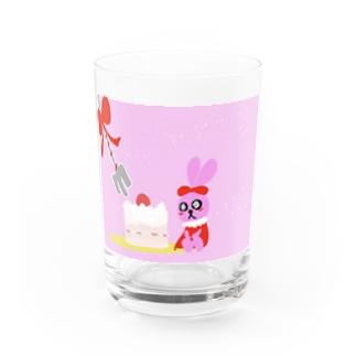乙女兎 Water Glass