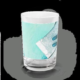 古春一生(Koharu Issey)の今日じゃない。(海と靴) Water Glass