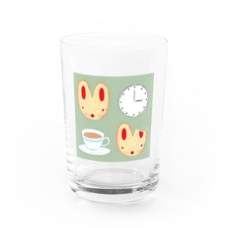 おやつの時間 Water Glass