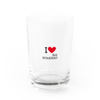 SOI BUAKHAO Water Glass