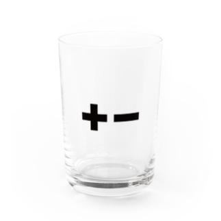 ➕➖ Water Glass