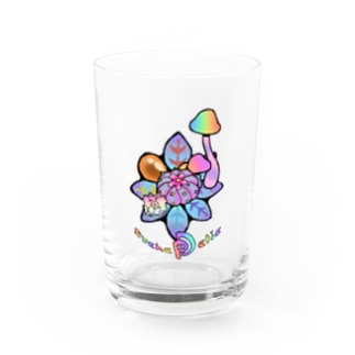 PsycheDelic Water Glass