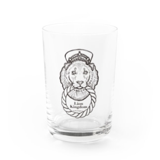 LION Water Glass