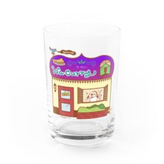 ワ・カリー店舗 Water Glass