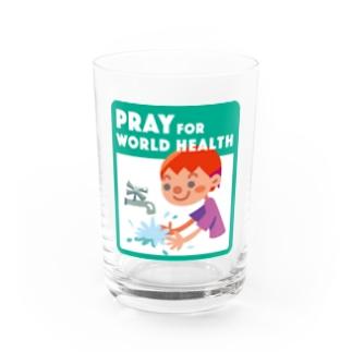 手あらい・世界の健康 Water Glass