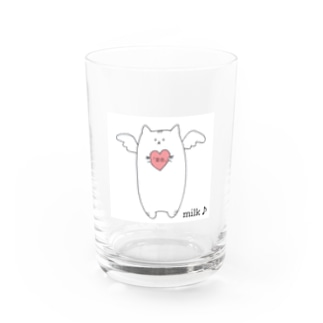 milk♪のグッズ Water Glass